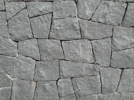 textured wall: Tiles of granite stone texture