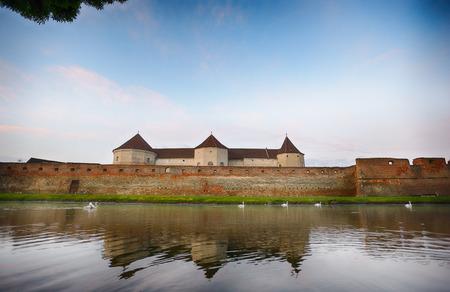 Medieval castle,Fagaras,Transylvania,Romania