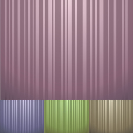 Abstract dark vertical stripes background with color scheme variants. Stock Vector - 5784963