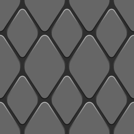Seamless truck tyre pattern vector illustration  Vector