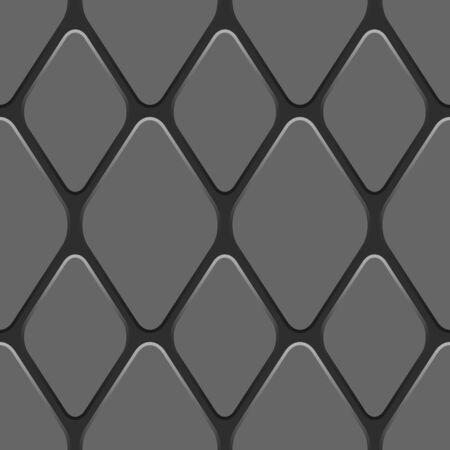 tire imprint: Seamless truck tyre pattern vector illustration