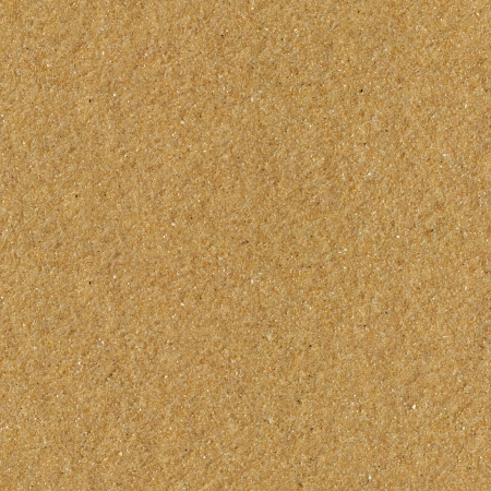 Seamless beach sand surface texture. photo