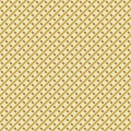 diagonal stripes: Abstract seamless yellow diagonal stripes geometric vector pattern  Illustration