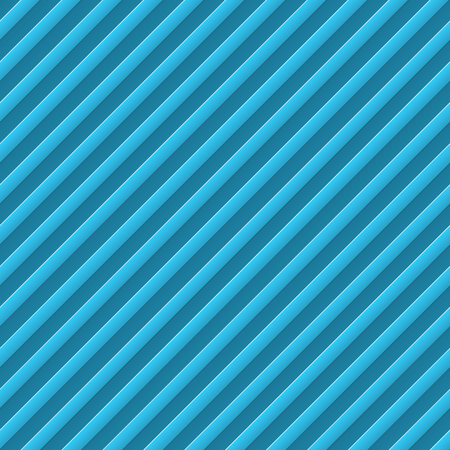 Abstract diagonal bumped stripes blue vector background  Illustration