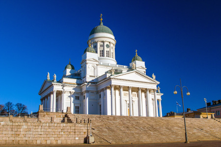 st nicholas: Helsinki Cathedral or St Nicholas