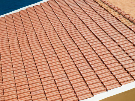 furnish: Newly laid clay tiled roof.