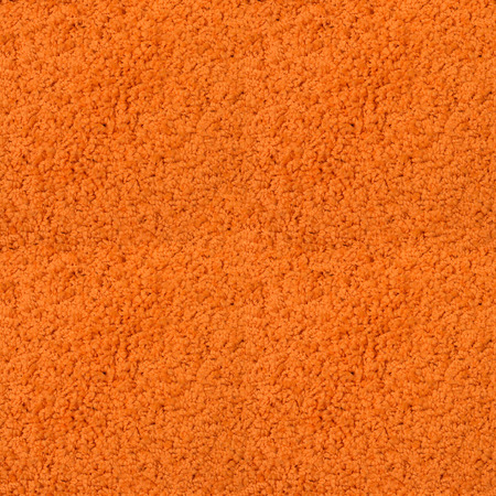 fitted: Seamless orange fitted carpet texture.