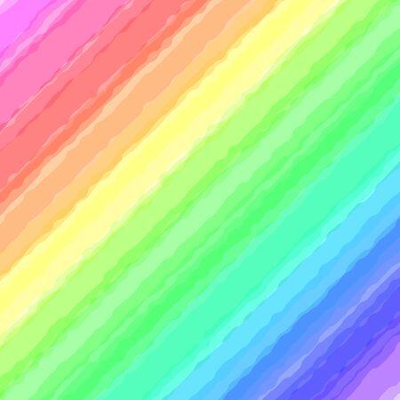 Colorful pastel color spectrum paint vector background.