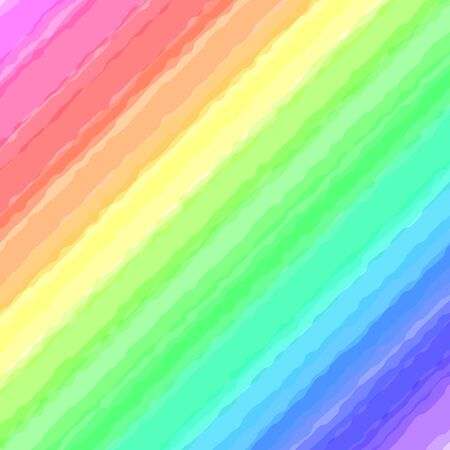 Colorful pastel color spectrum paint vector background. Illustration