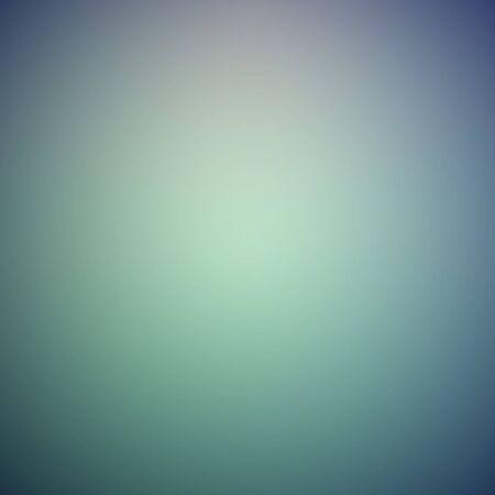 Vintage groene en blauwe vignet vector achtergrond.