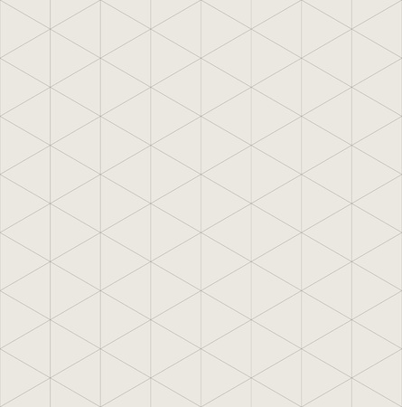 Seamless isometric grid vector template.