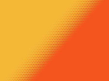 Arrière-plan diagonal demi-teinte double ton. Illustration vectorielle.