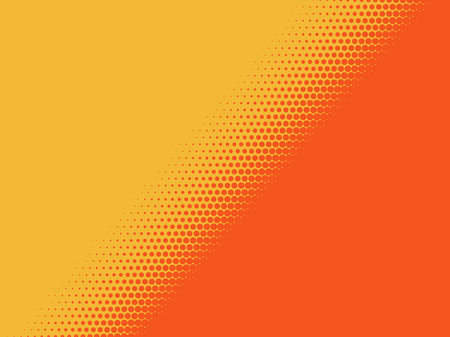 Fondo diagonal de semitono de tono dual. Ilustración de vector.