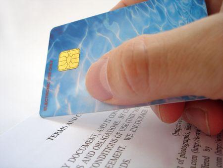 credit card Stock Photo - 336456