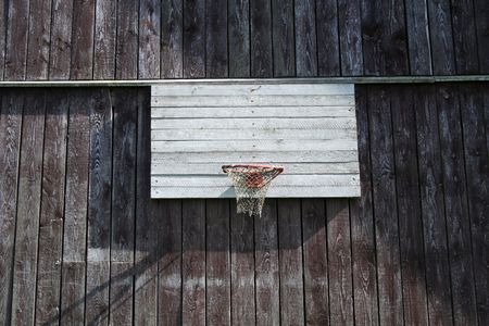 old basket