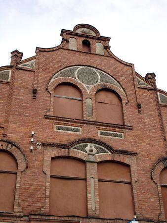 Old brick building Stock Photo - 539351