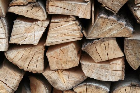 woodpile Stock Photo - 539321