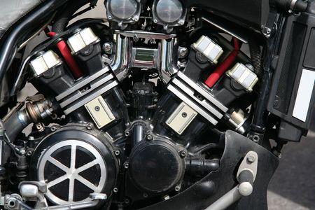 motorbike motor