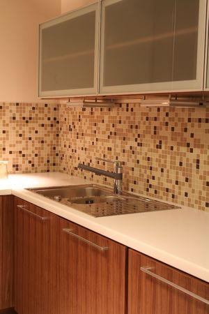 Modern kitchen Stock Photo - 576567