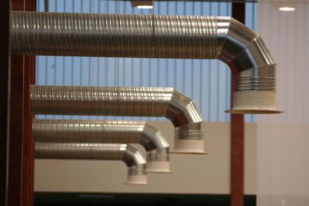 ventilate: Ventilation pipes