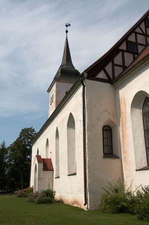 St. Johns Lutheran Church (Jaanikirik) in Viljandi, Estonia, photo