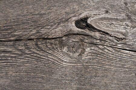 Close-up foto van een oud hout textuur.