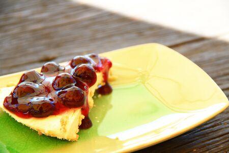 blueberry pie: Tarta de ar�ndanos