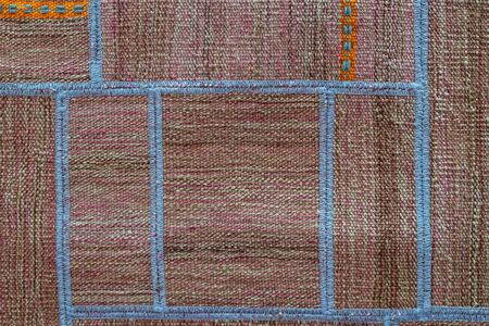 Brown pastel tone seamless carpet graphic pattern,texture background