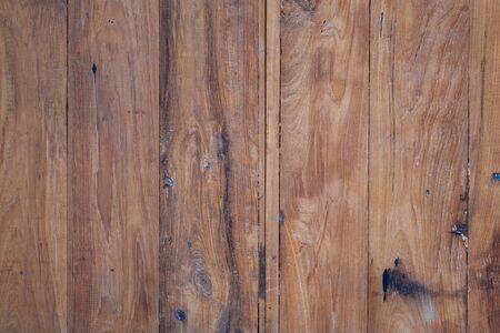 Wood vertical planking texture for background. Reklamní fotografie