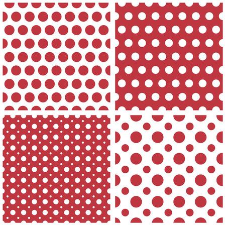 polka: Polka dot patterns