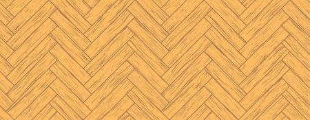pavimento lucido: parquet senza soluzione di continuit�, tutte le tavole sono diverse