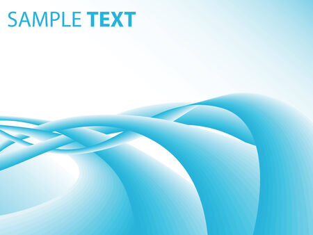 nuances: abstract vector background, 20 nuances of blue Illustration