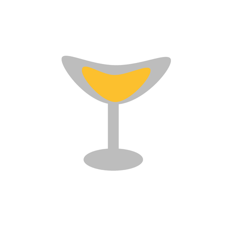 Cocktail icon vector isolated on white background for your web and mobile app design, Cocktail icon concept 向量圖像