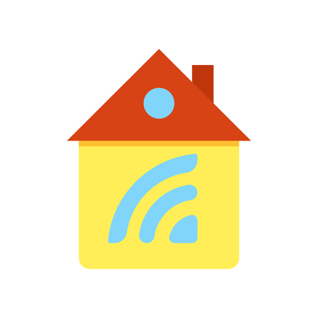 Home icon vector isolated on white background for your web and mobile app design Ilustrace