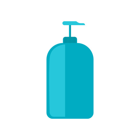 Shampoo icon vector isolated on white background for your web and mobile app design