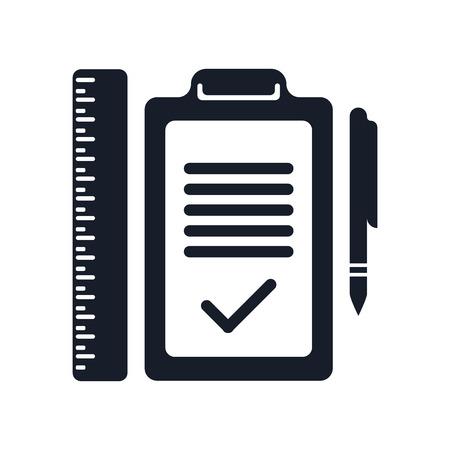 Vecteur d'icône de plan isolé sur fond blanc pour la conception de votre application web et mobile
