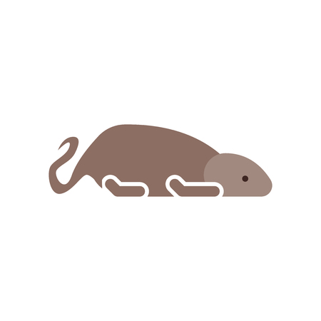Mouse icon vector isolated on white background for your web and mobile app design, Mouse icon concept