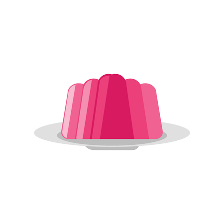 Jelly icon vector isolated on white background for your web and mobile app design