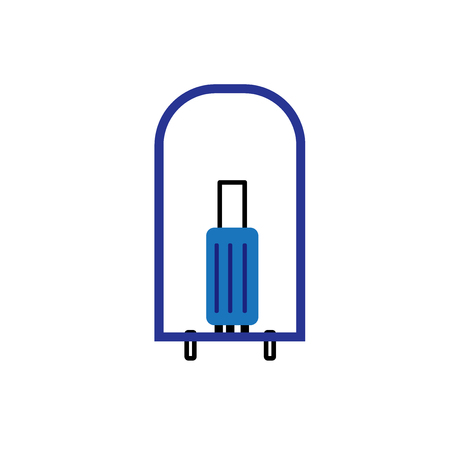 0da8306b81d Bellhop icon vector isolated on white background for your web and mobile  app design