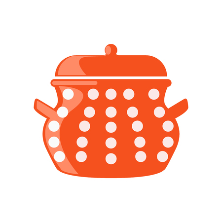Pot icon vector isolated on white background for your web and mobile app design, Pot icon concept