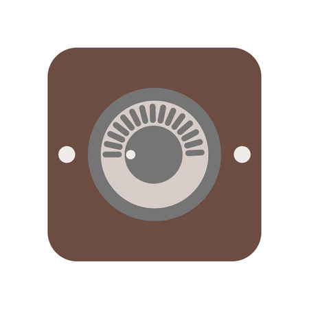 Dimmer icon vector isolated on white background for your web and mobile app design Illustration