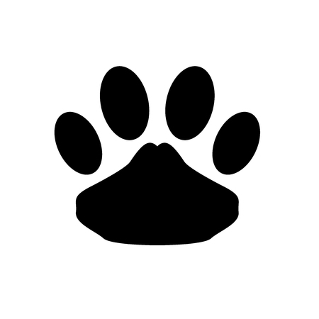 Pet icon vector isolated on white background for your web and mobile app design Archivio Fotografico - 107066729