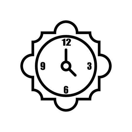 15 minutes icon vector isolated on white background, 15 minutes transparent sign , line and outline elements in linear style