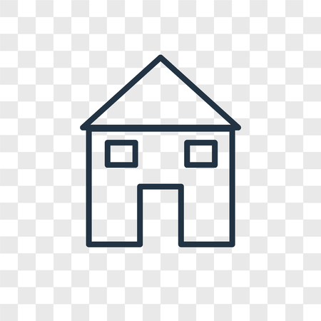 Decrease vector icon isolated on transparent background, Decrease logo concept Stockfoto - 107700620