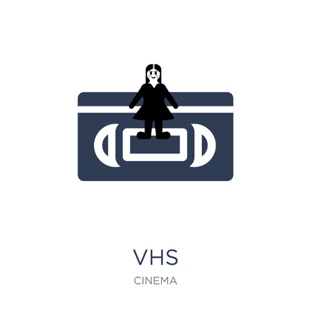 Trendy flat vector icon on white background from Cinema collection, vector illustration can be use for web and mobile, eps10  イラスト・ベクター素材