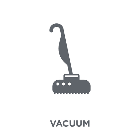Vacuum icon. Vacuum design concept from  collection. Simple element vector illustration on white background. Foto de archivo - 111957231