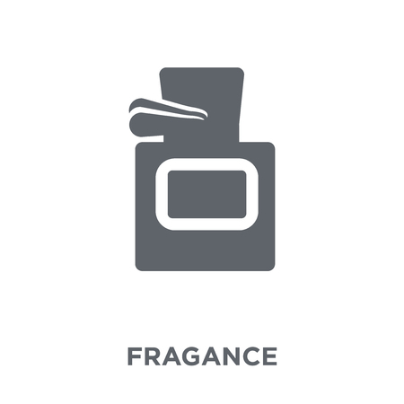 Fragance icon. Fragance design concept from  collection. Simple element vector illustration on white background.