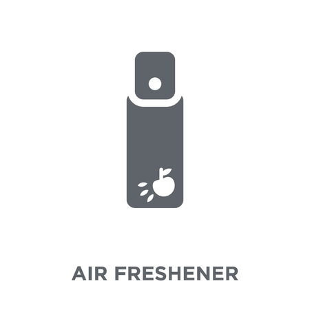 Air freshener icon. Air freshener design concept from  collection. Simple element vector illustration on white background. Foto de archivo - 111974220