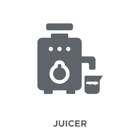 Juicer icon. Juicer design concept from  collection. Simple element vector illustration on white background.