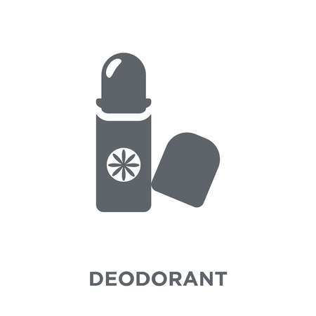 Deodorant icon. Deodorant design concept from  collection. Simple element vector illustration on white background.